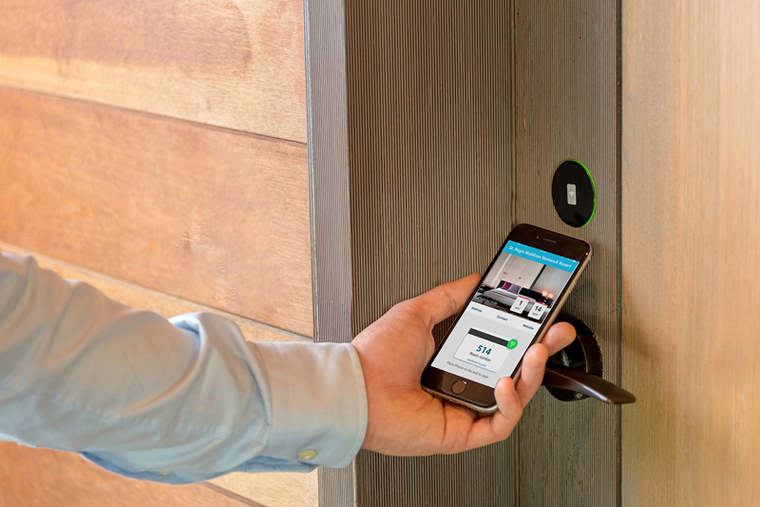 Assa Abloy partners with OpenKey for digital key solution
