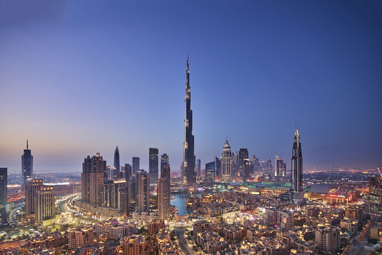 Emaar to mark Chinese New Year with a light show at Burj Khalifa