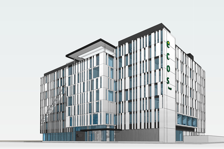 HMH to debut eco-conscious Ecos Hotel before Expo 2020