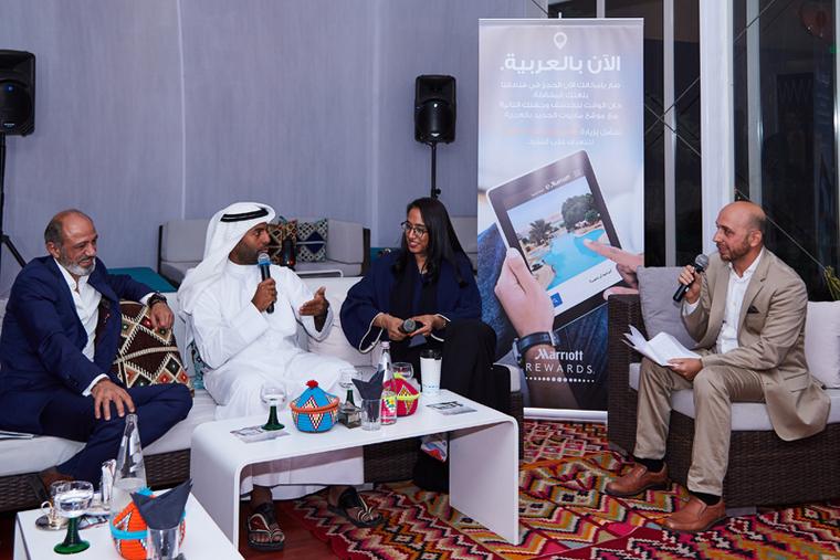 Marriott enhances Arab traveller experience with revamped website
