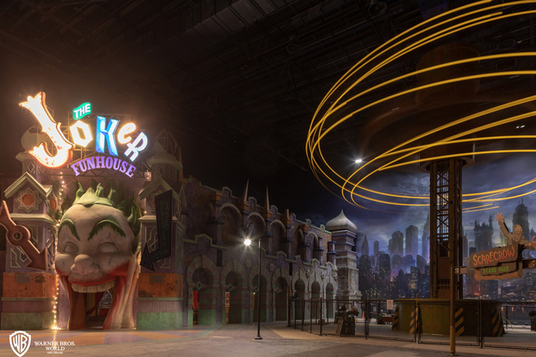 Radisson Hotels in Abu Dhabi offer unlimited access to Warner Bros. World