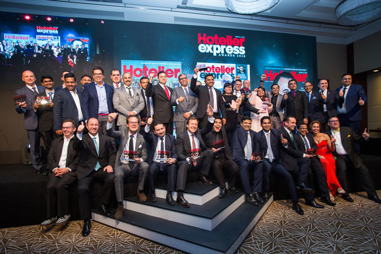 PHOTOS: All the winners from the Hotelier Express Awards 2018