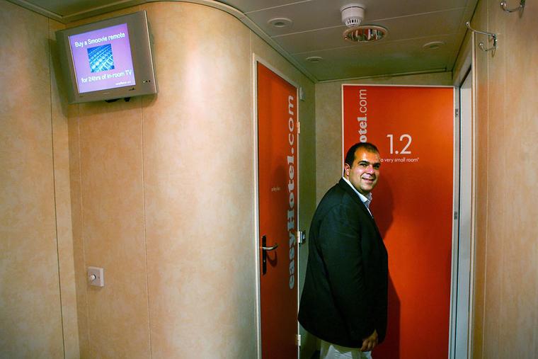 easyHotel to open in Dubai on Aug 1