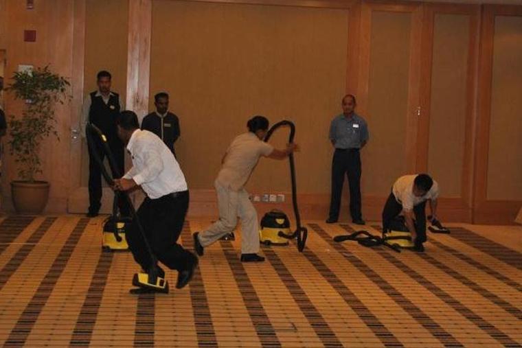 PHOTOS: Second Kuwait Housekeeping Olympics