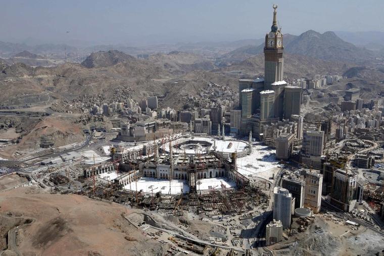716,284 arrive in Madinah for Haj