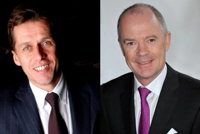 Starwood president for EAME Roeland Vos steps down