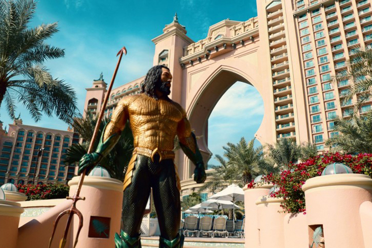Atlantis, The Palm launches underwater 'Aquaman' experience package Dubai