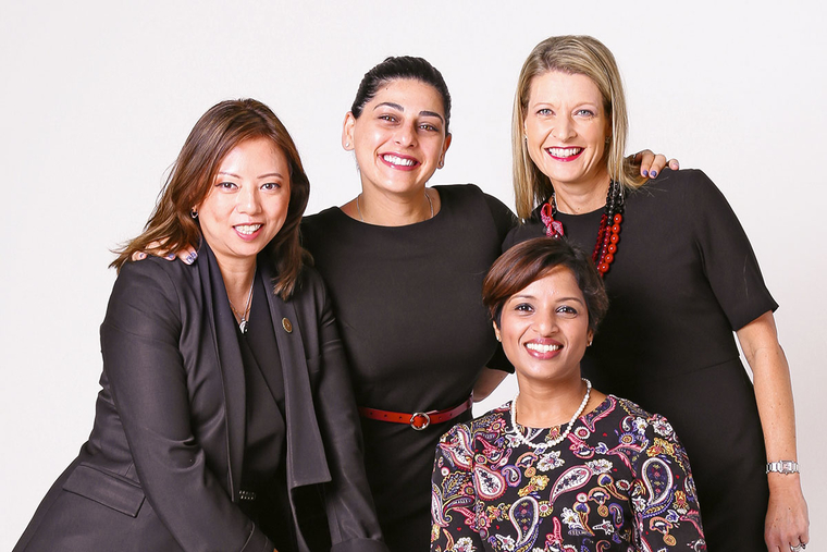 Women in hospitality: The next line of leaders