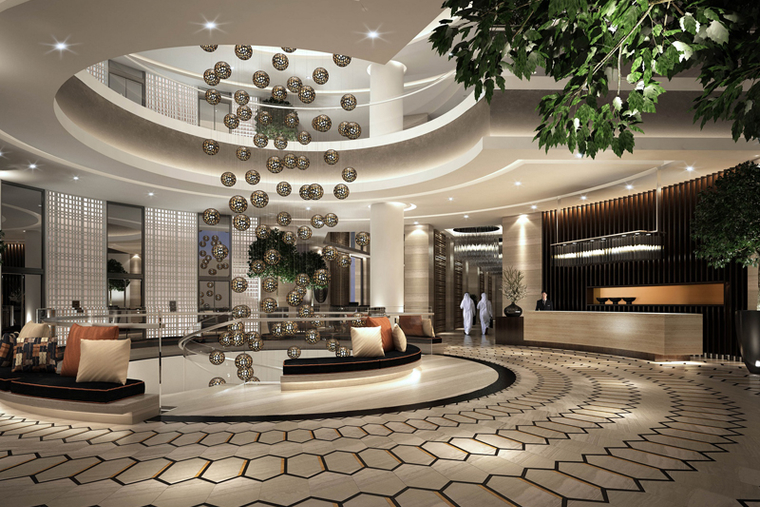 Fairmont debuts in Saudi Arabia's capital