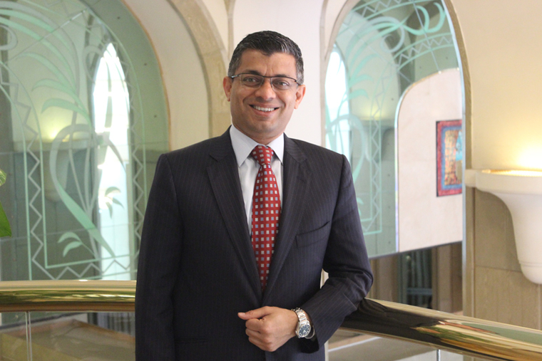 Crowne Plaza Dubai appoints director of sales & marketing