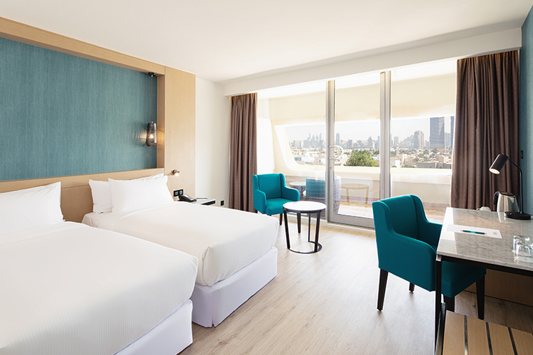 Barcelo reflags Sharjah hotel as an Occidental after US$4m refurb