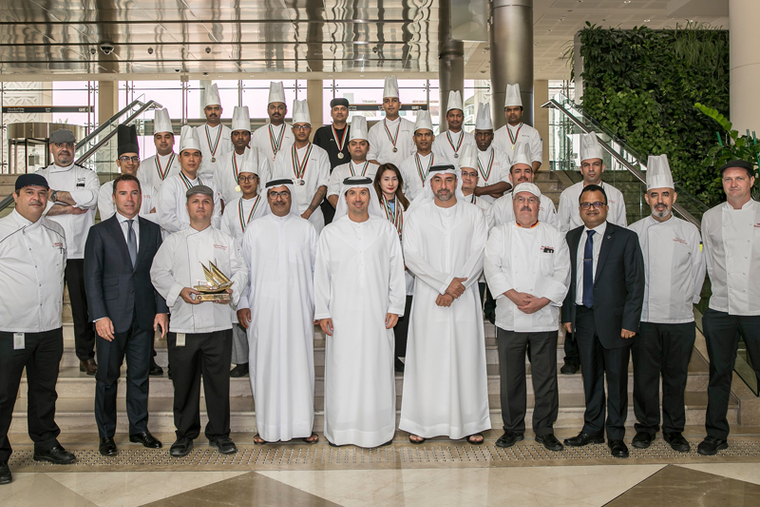 Hospitality by Dubai World Trade Centre wins big at Expo Culinaire 2019