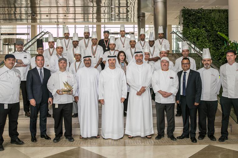 Hospitality by Dubai World Trade Centre wins big at Expo Culinaire 2019