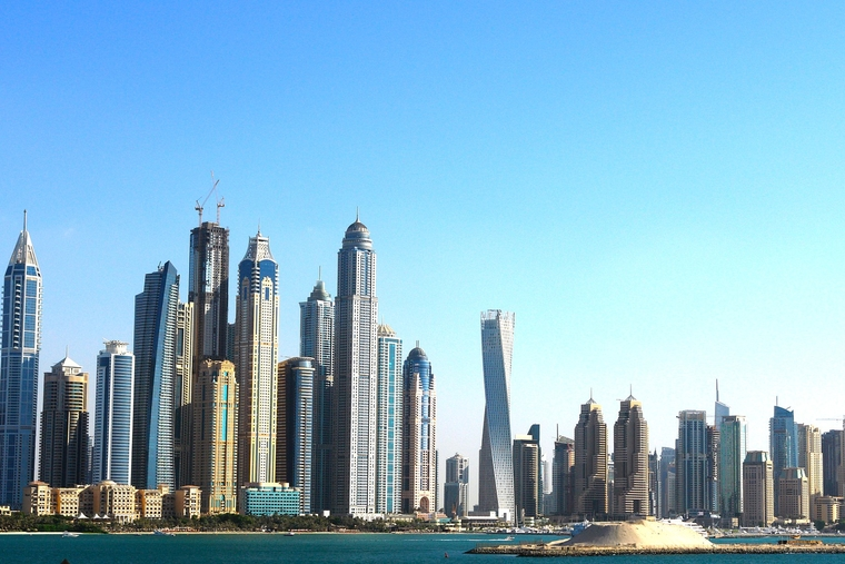 Dubai hotel room demand rises in November, rates continued to drop
