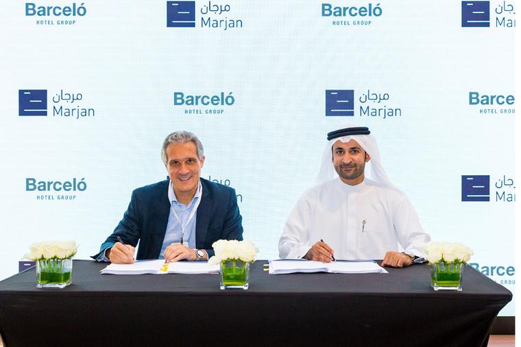 Barcelo Group takes over operations at Marjan, Ras Al Khaimah