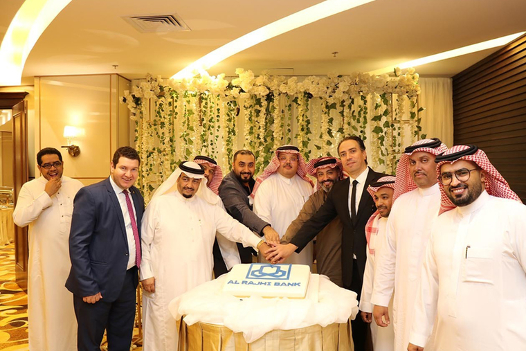 M Hotel Makkah by Millennium hosts Iftar party for bank employees