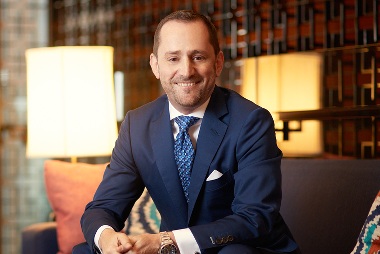Five questions with: Four Seasons' president of hotel operations Simon Casson