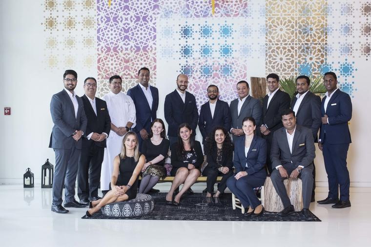 Photos: Meet the team of Hyatt Place Dubai Wasl District