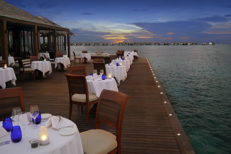 The Residence Maldives collaborates with French chef Patrick Vitry