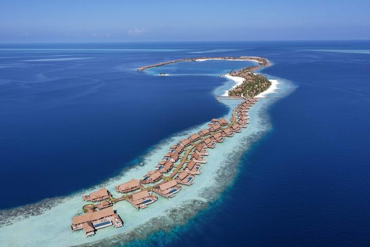 Photos: Explore the luxury resort Waldorf Astoria Maldives Ithaafushi