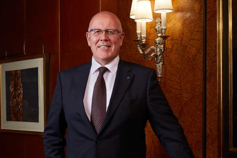 Kempinski Hotels reveals new chief financial officer