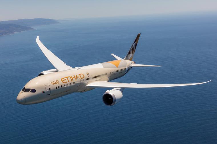 Etihad Airways relaunches website