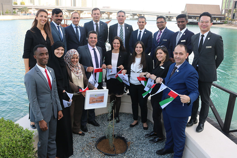 Beach Rotana Abu Dhabi achieves CSR milestones