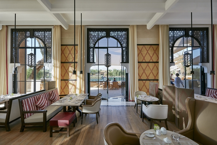 Pop-up by chef Thierry Marx to open at Mandarin Oriental, Marrakech