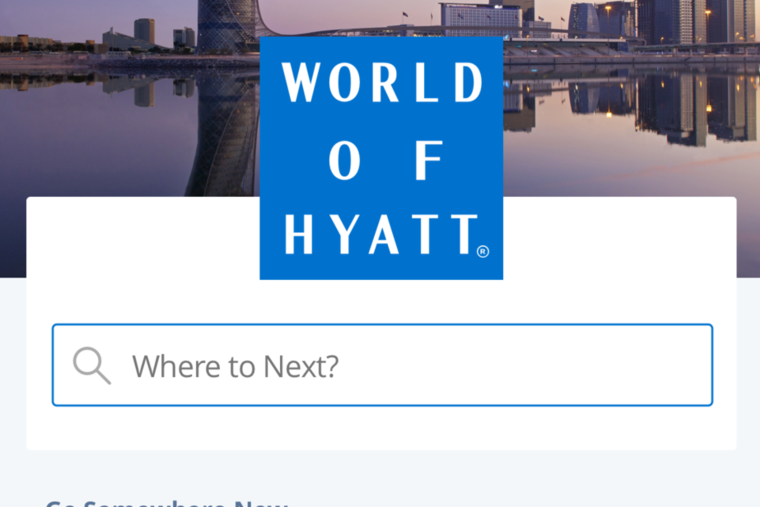 Redesigned World of Hyatt mobile app launched with new features
