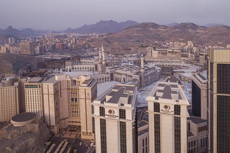 Saudi's DoubleTree by Hilton Makkah Jabal Omar has opened