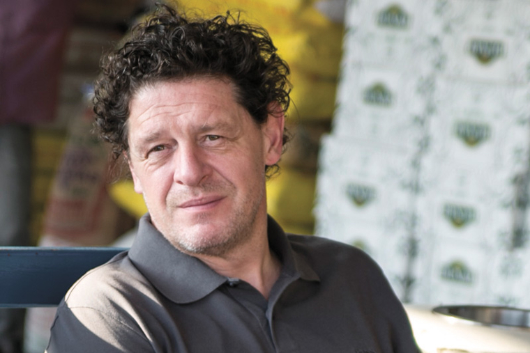 Marco Pierre kicks up a storm, says women too emotional to be chefs