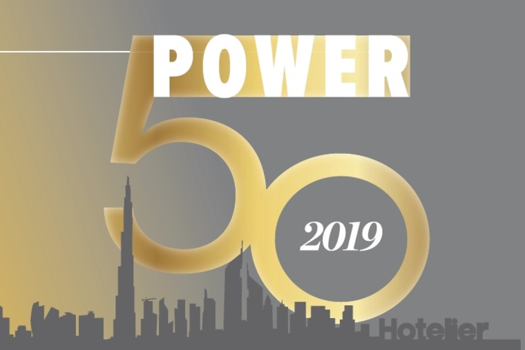Hotelier Middle East Power 50 2019: 50 - 41