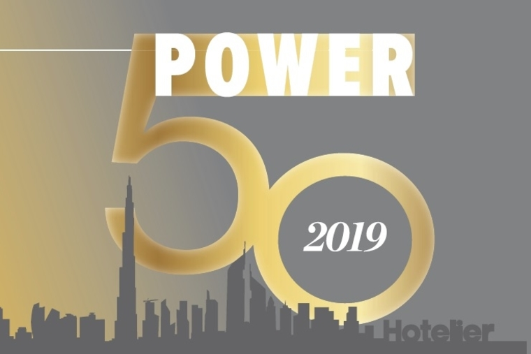 Hotelier Middle East Power 50 2019: Number 1