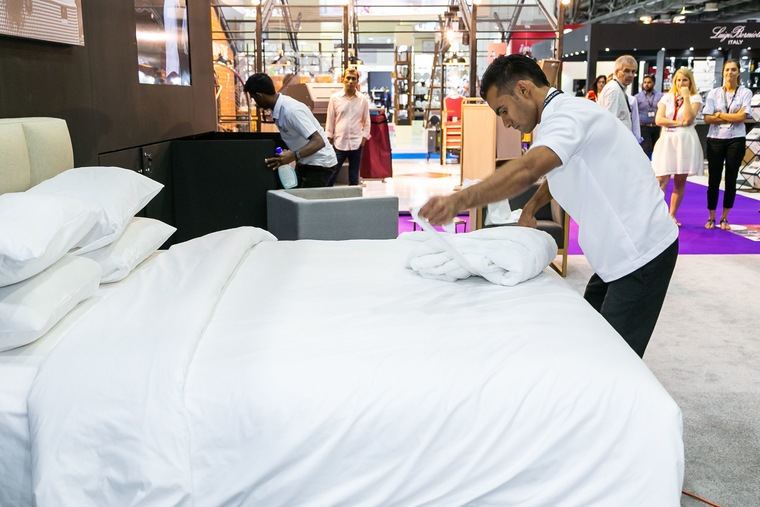 Dubai gears up for the Hotel Show 2019