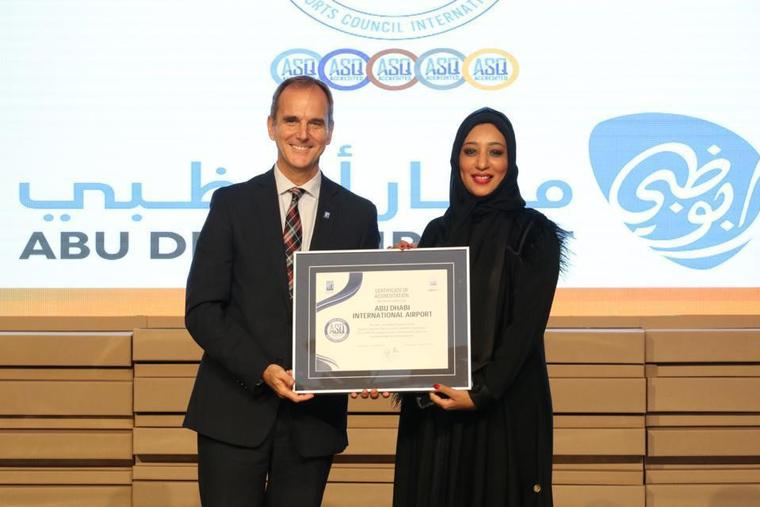 Abu Dhabi Airports participates in ACI Customer Experience Global Summit