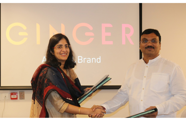 Ginger Signs a new hotel in Nagpur, Maharashtra