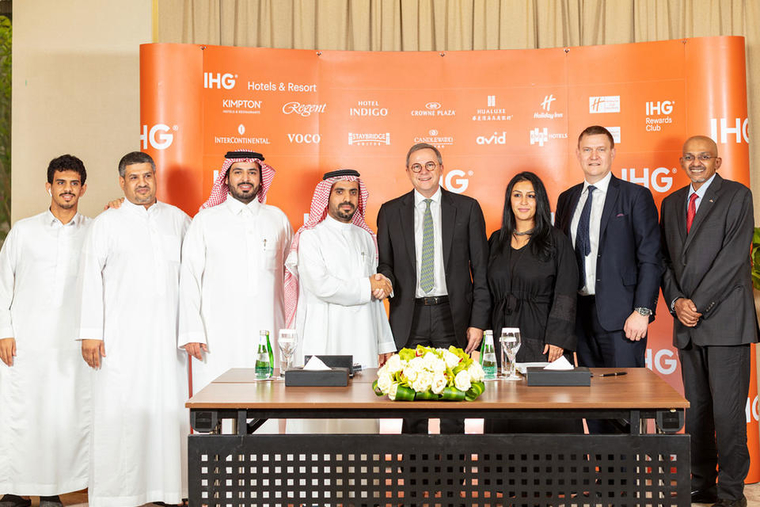 Intercontinental Hotels Group to launch Voco in Jeddah