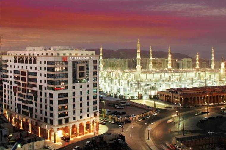 Millennium Taiba and Al Aqeeq, Saudi hosted thousands of Umrah pilgrims