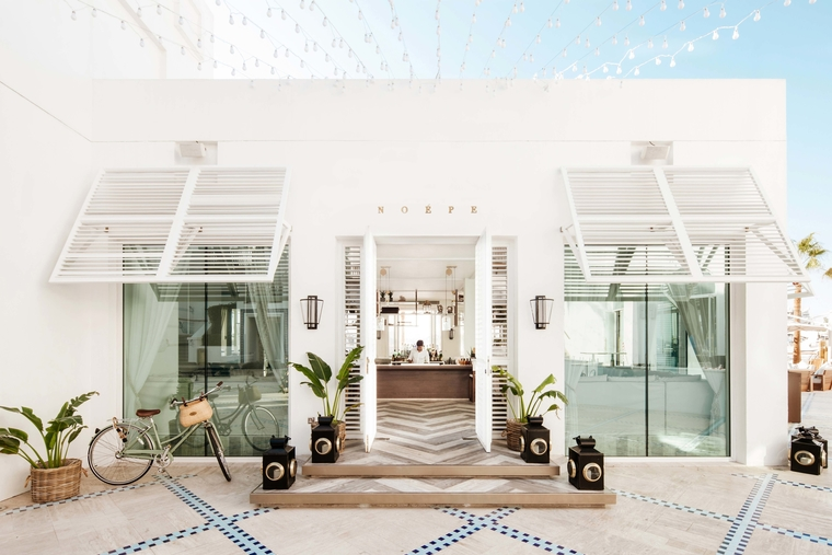 Photos: NOÉPE, Park Hyatt Dubai'