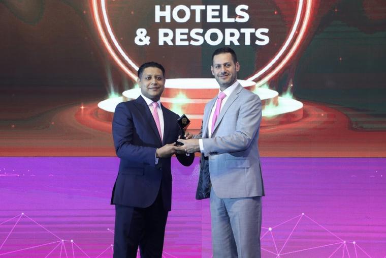 Millennium Hotels and Resorts wins award at Smart SMB Summit & Awards