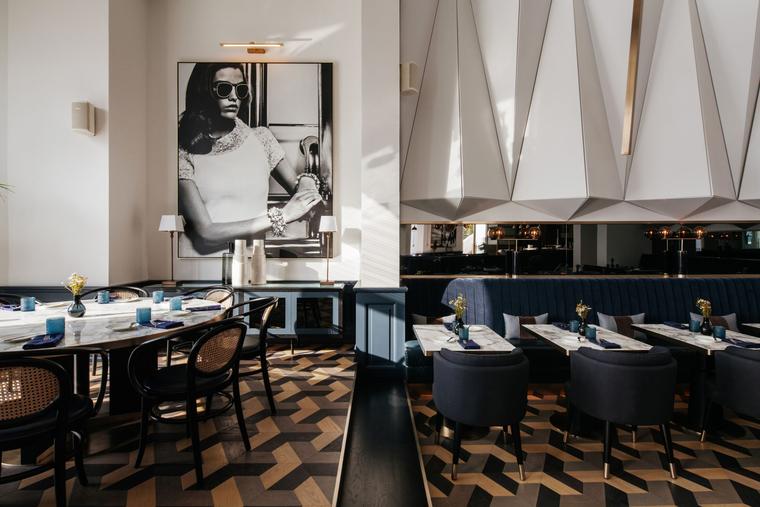 Photos: Brasserie du Park, Park Hyatt Dubai