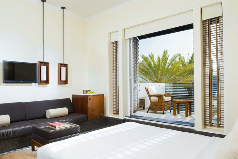 Oman's Chedi Muscat completes renovation
