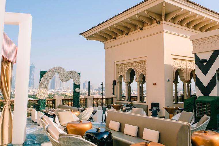 Mercury Lounge re-launches at Four Seasons Resort Dubai