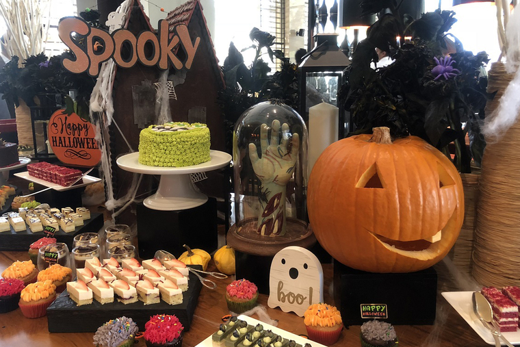 Halloween festivities at Park Hyatt Abu Dhabi Hotel and Villas