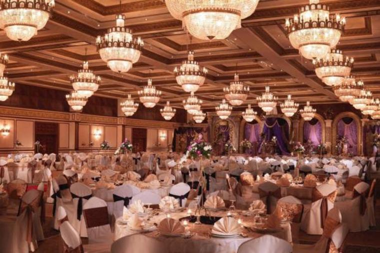 Al Raha Beach Hotel unveils wedding package