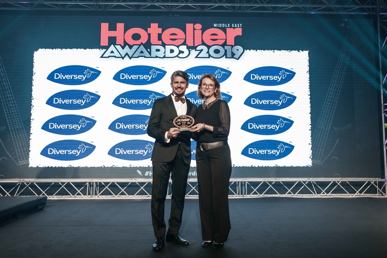 Tatjana Ahmed sweeps Housekeeper of the Year at the Hotelier Awards