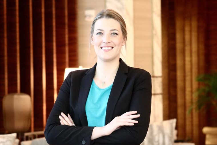 Front-of-house: Meet the front office manager, Grand Plaza Movënpick Media City