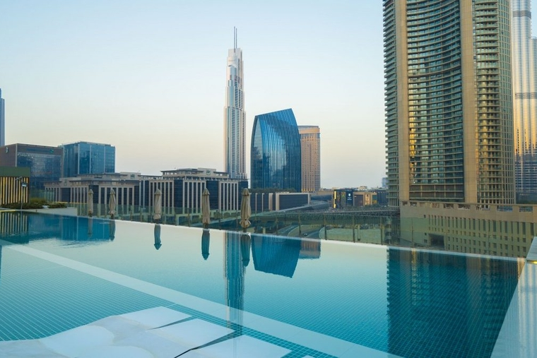 Sofitel Dubai Downtown launches an exclusive floor for ladies