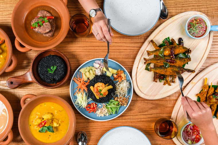 Southern Thailand seafood menu now available at Mango Tree Thai Bistro