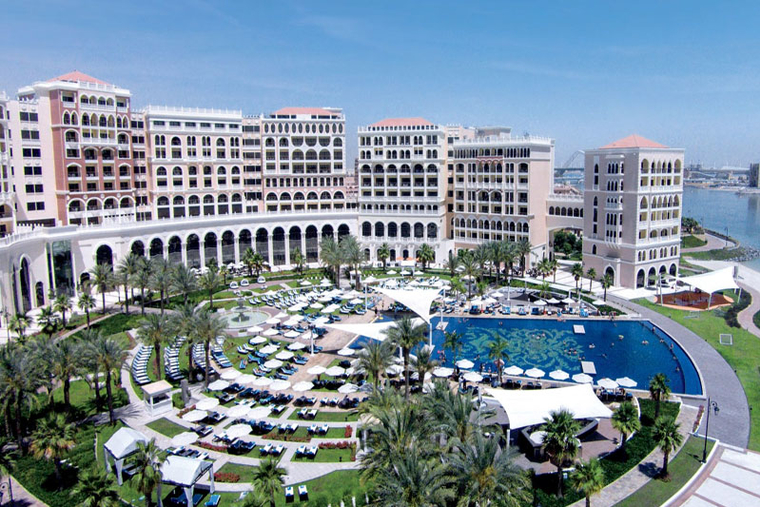 Emerald Palace Kempinski and Ritz-Carlton to host Christmas party this week